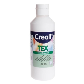 Textielverf Creall wit