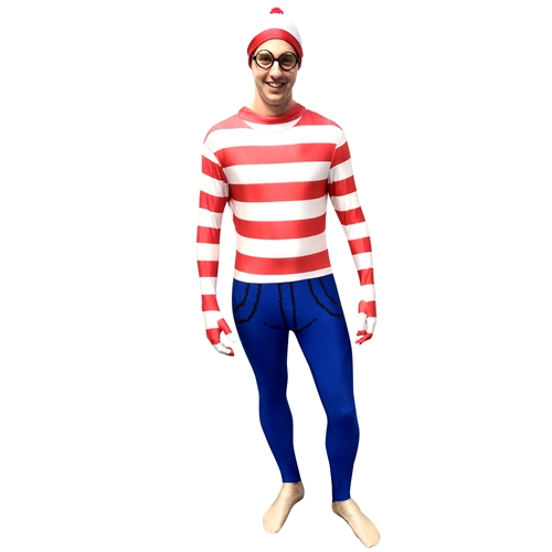 Morphsuit wally