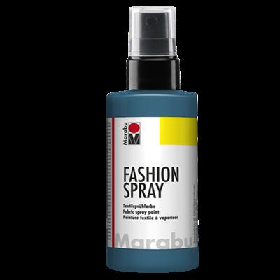 Textiel spray Marabu petrol
