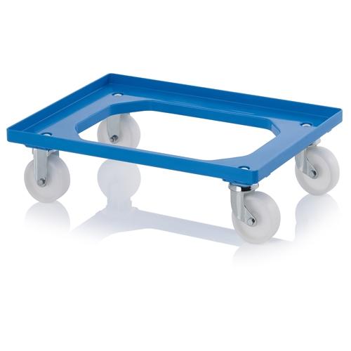 Karretje voor speelgoedboxen
