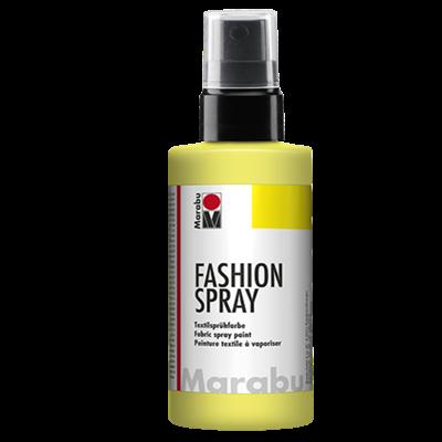 Textiel spray Marabu citroen