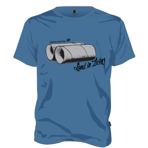 T-shirt wc-rol (Vrouw - M)