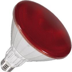 Rode LED-lamp voor knijpspot