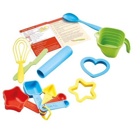 Green Toys Bakvorm-set