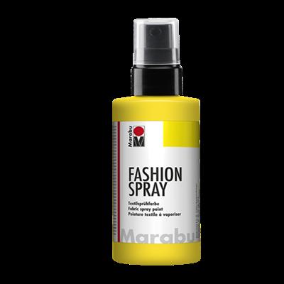 Textiel spray Marabu zonneschijn geel