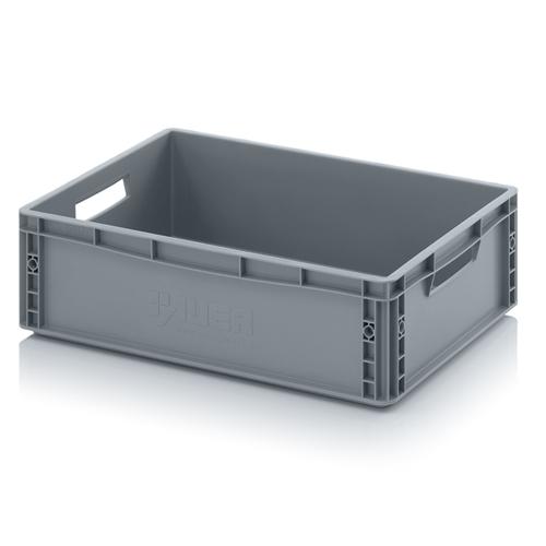 Speelgoedbox groot - gesloten - 60 x 40 x 17 cm