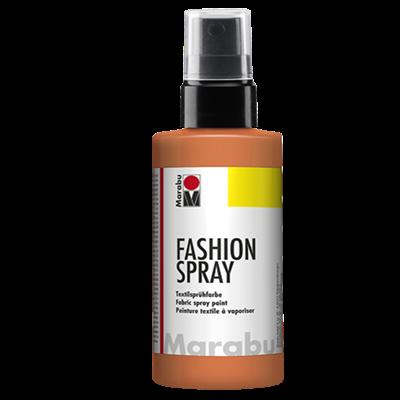 Textiel spray Marabu mandarijn