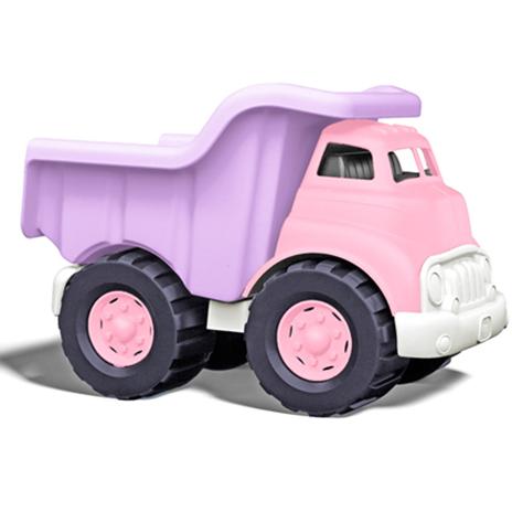 Green Toys kiepwagen roze