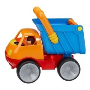 Vrachtwagen kiepmodel