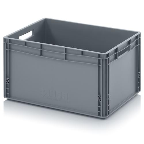 Speelgoedbox groot - gesloten - 60 x 40 x 32 cm