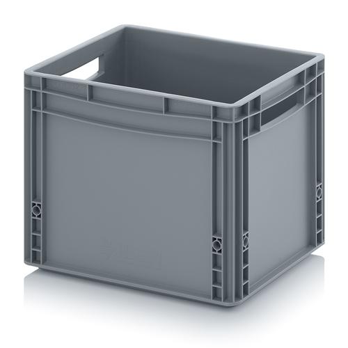 Speelgoedbox klein - gesloten - 40 x 30 x 32 cm