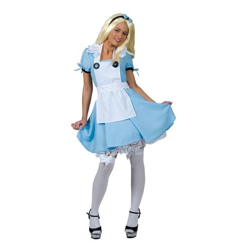Kleedje Alice in Wonderland