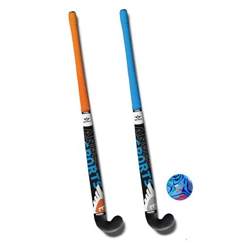 Hockeyset - 2 sticks met bal