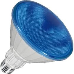 Blauwe LED-lamp voor knijpspot