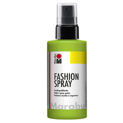 Textiel spray Marabu reseda