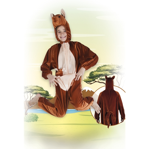 Verkleeddiertje kangoeroe
