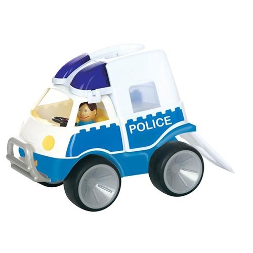 Voertuig politie